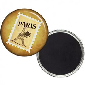 """Magnet """"Timbre Paris"""""""