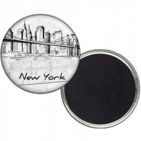 Magnet New York - angora