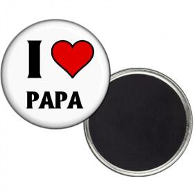 Magnet Papa - Angora - Em création