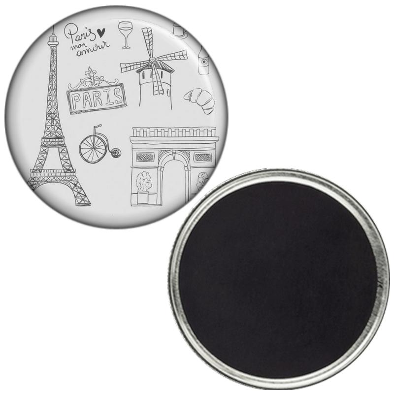 Magnet PARIS - Souvenir de Paris - Idée cadeau - Angora