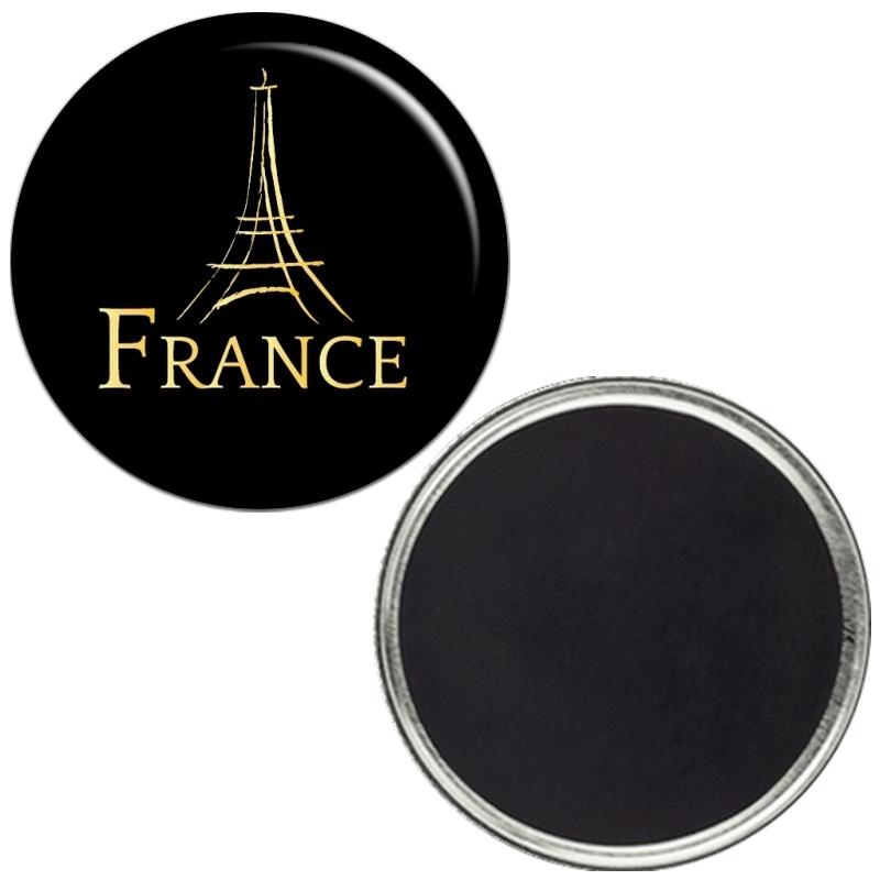 Magnet PARIS - Souvenir de Paris - Farbiqué en France - angora