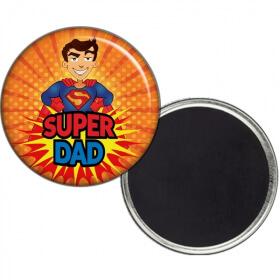 Magnet SUPER DAD - Em création - Em création