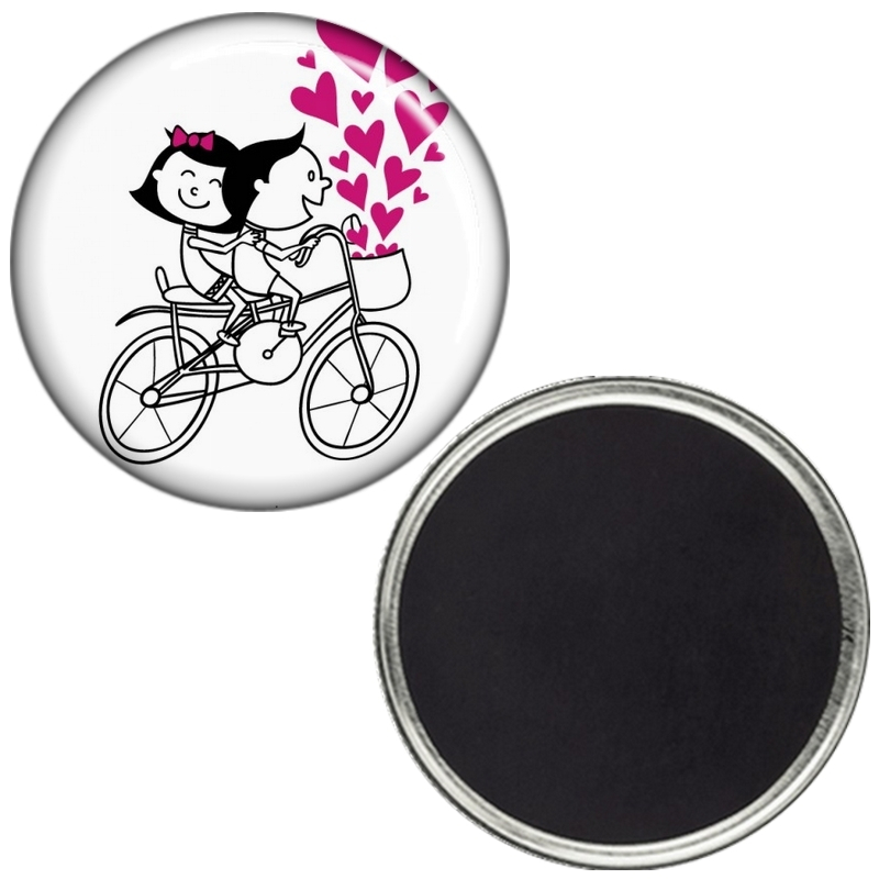 Magnet Vélo - Em création