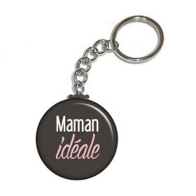 Porte clé Maman - Em création