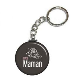 idée cadeau maman - idées cadeaux fête des mères - porte clé maman - Em création