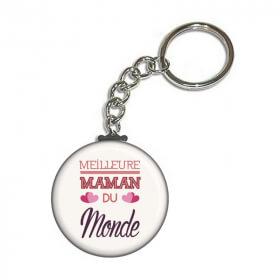 idée cadeau fete des mères - porte clés maman - toutes les idées cadeaux pour maman sont sur em-creation.fr - Em création