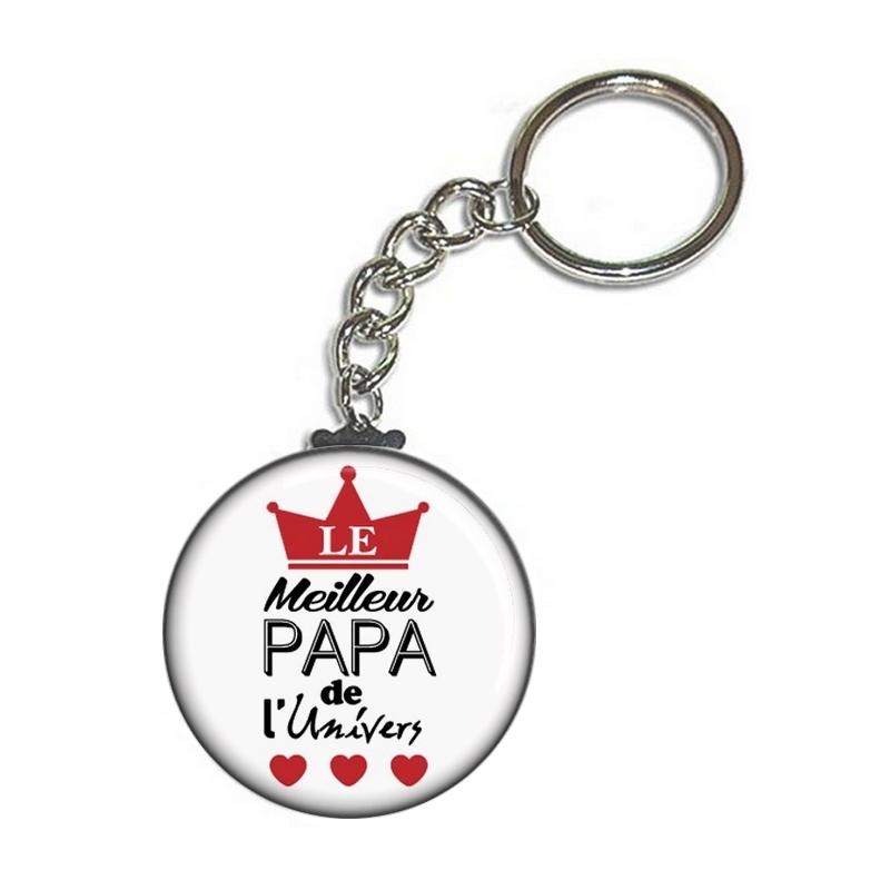 idée cadeau pour papa - cadeaux fête des pères - toutes les idées cadeaux pour papa sont sur em-creation.fr -porte clés papa