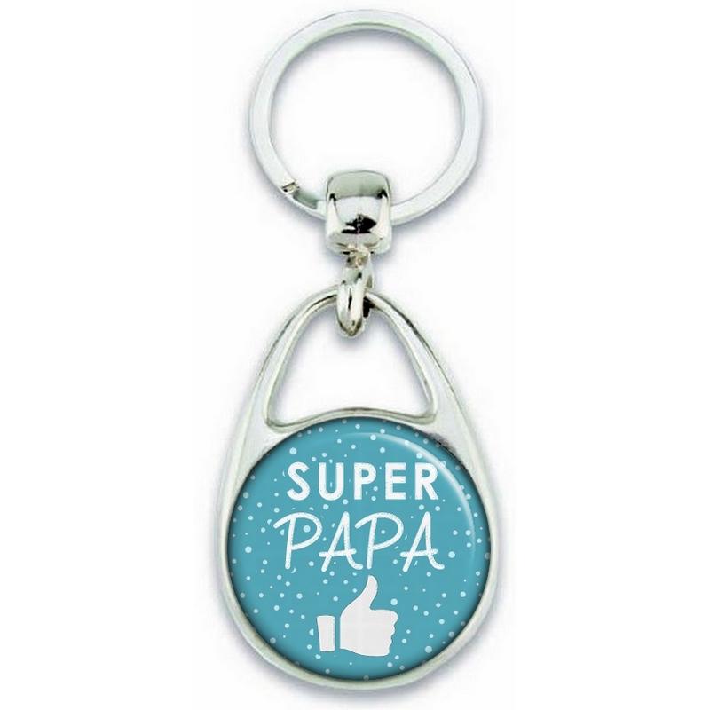Porte clé papa