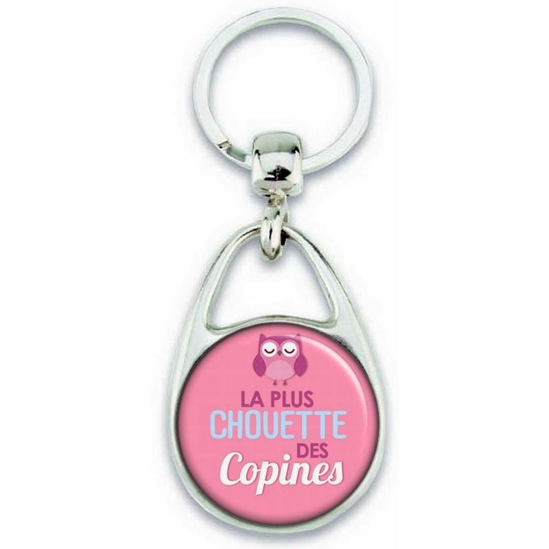 porte-clés copines - idées cadeaux pour copine en vente sur em-creation.fr