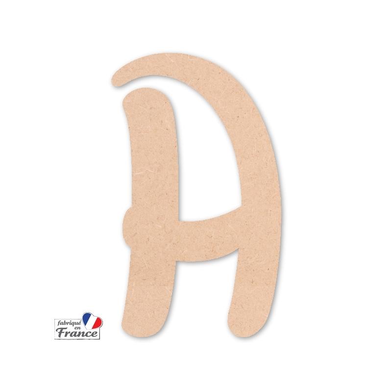 Lettre originale à décorer - Miris