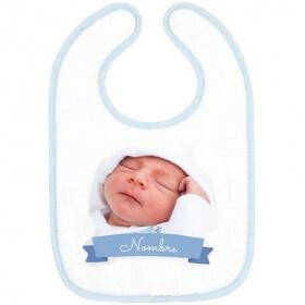 Bavoir bébé personnalisé - Em création - Em création