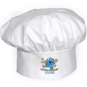 Toque personnalisé - Toque de cuisinier - Em création
