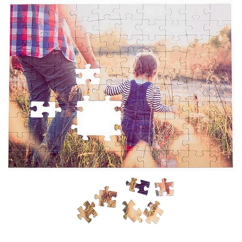 Puzzle personnalisé 80 pièces - Em création