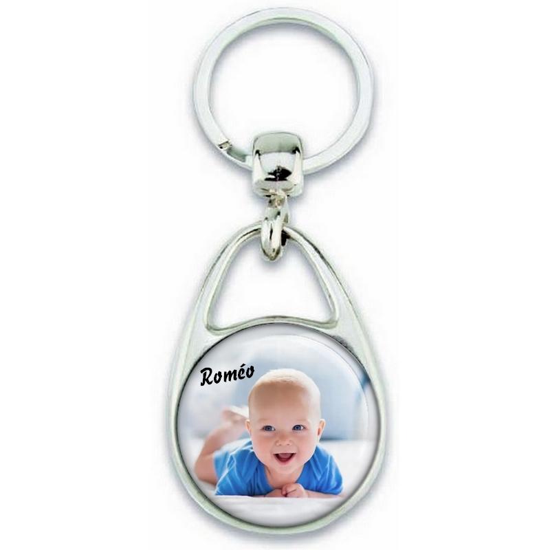 Porte clés personnalisé - Em création