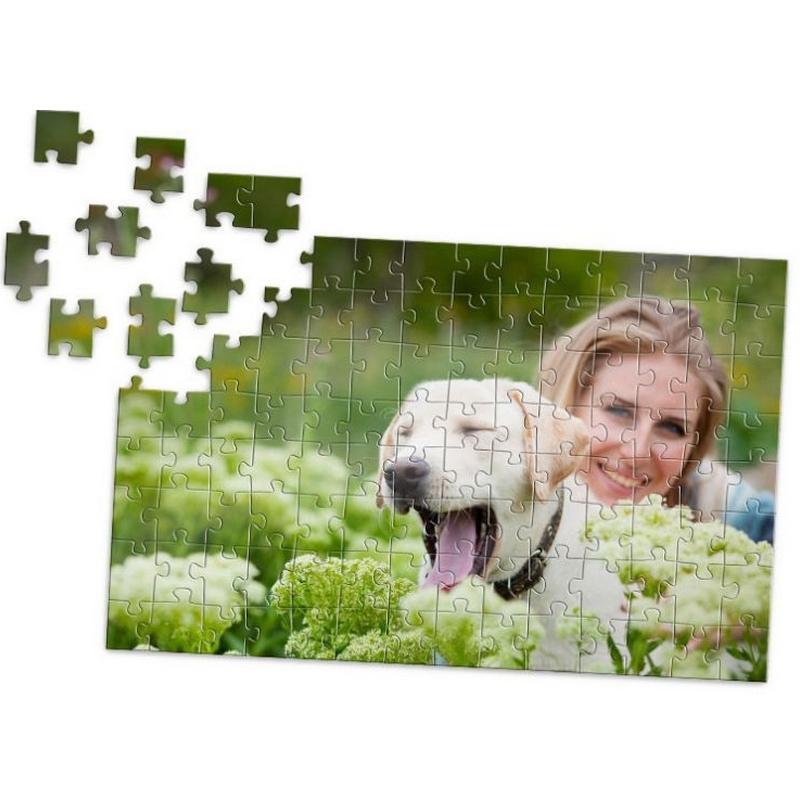 Puzzle personnalisé 130 - angora