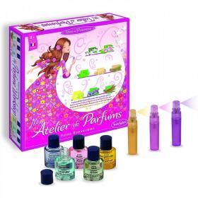 """Mon atelier de parfums """"Fleurs romantiques"""" sentosphère - Em création"""
