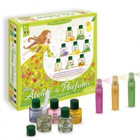 """Mon atelier de parfums """"Fleurs Fraiches"""" - Sentosphère - Em création"""