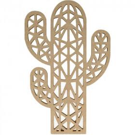 Cactus origami à décorer - Artemio - Em création