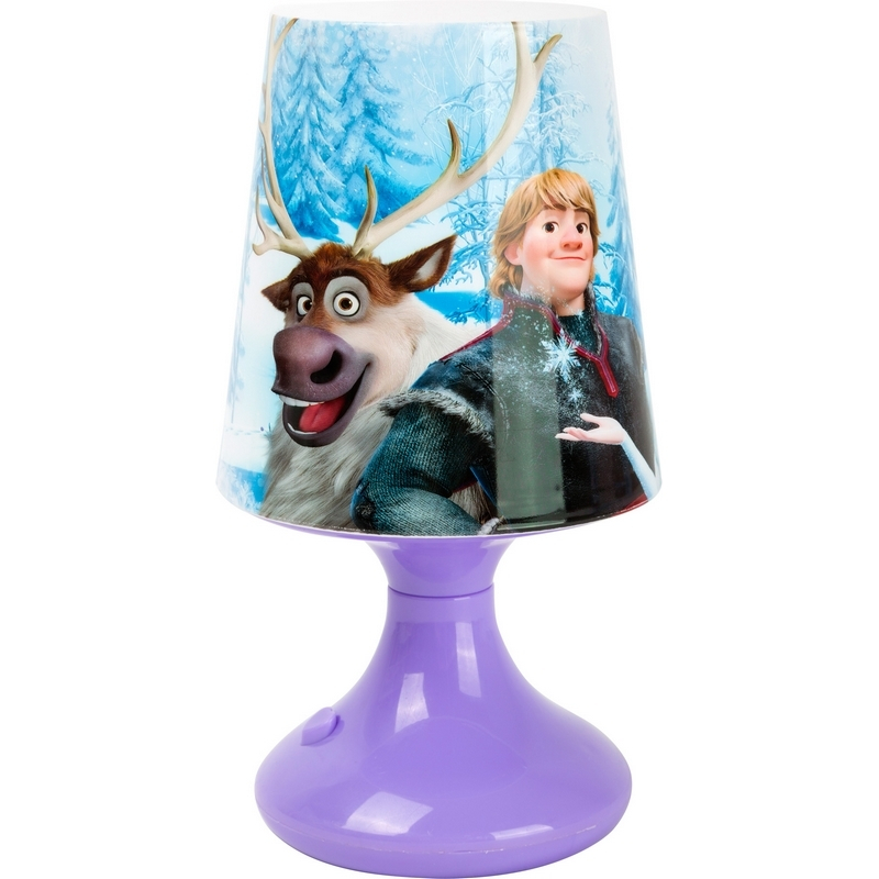 Lampe Reine des neiges - Disney Frozen