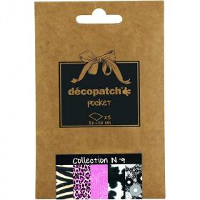 Papier décopatch Pocket - 9 - Em création - Em création