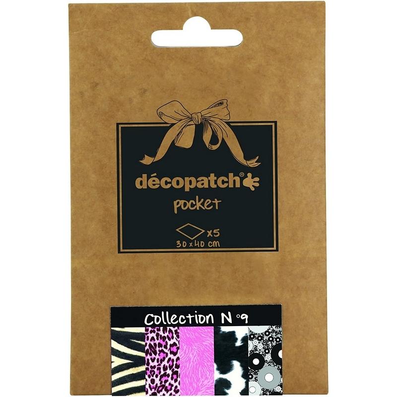 Papier décopatch Pocket - 9 - Em création