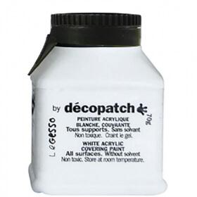 Gesso 70gr - Décopatch - Em création