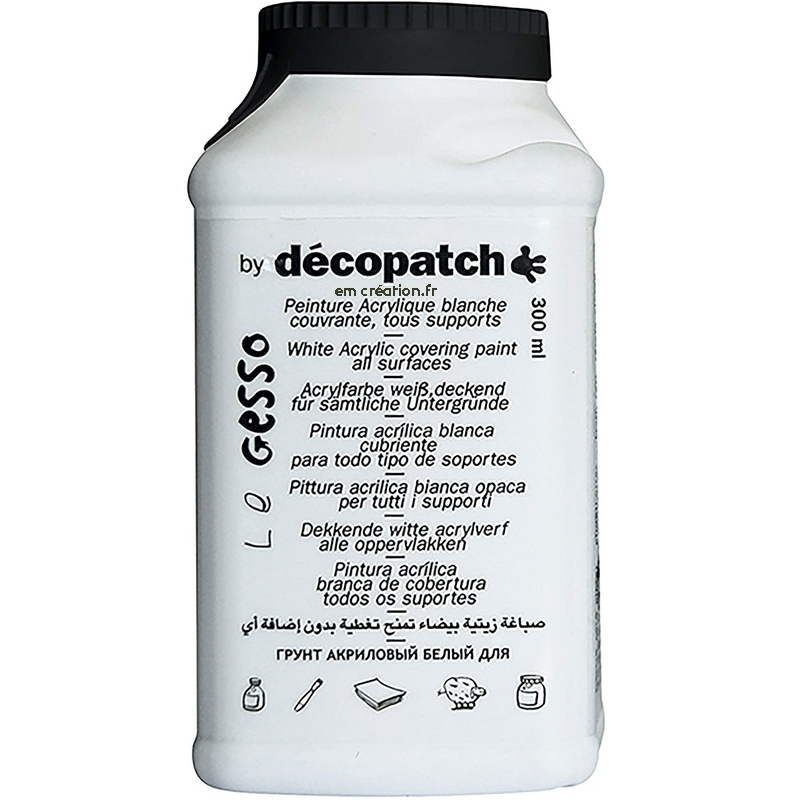 Gesso décopatch - 300gr