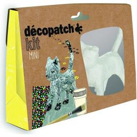 Mini-kit Chat - Décopatch - Loisirs créatifs