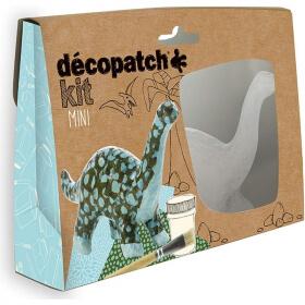 Mini-kit Dinosaure - Décopatch - Loisirs créatifs