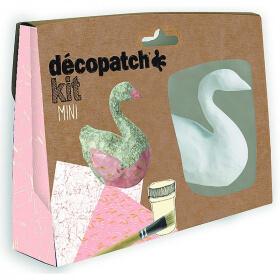 Mini-kit CYGNE - Décopatch - Loisirs créatifs