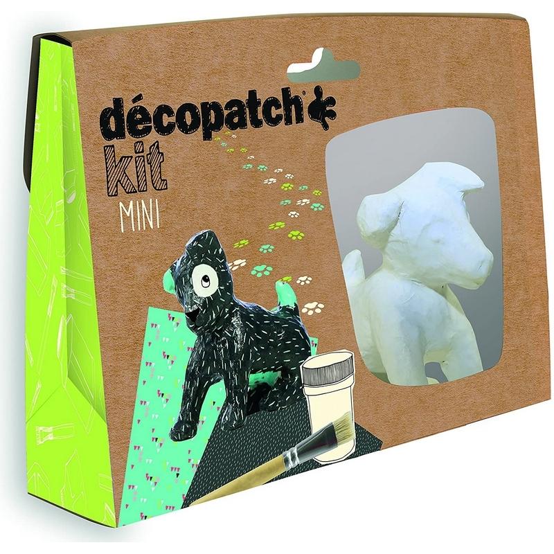 Mini-kit Chien - Décopatch - Loisirs créatifs