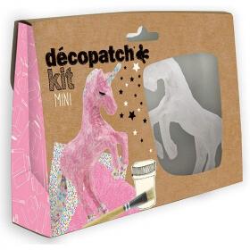 Mini-kit Licorne - Décopatch - Loisirs créatifs