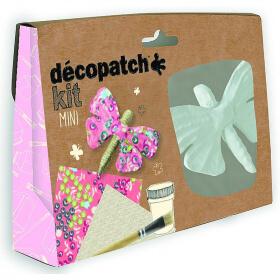 Mini-kit Papillon - Décopatch - Loisirs créatifs