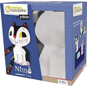 Nimo Déco Victor le chat - Avenue mandarine - Em création