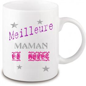 Mug meilleure maman du monde - Em création - Em création