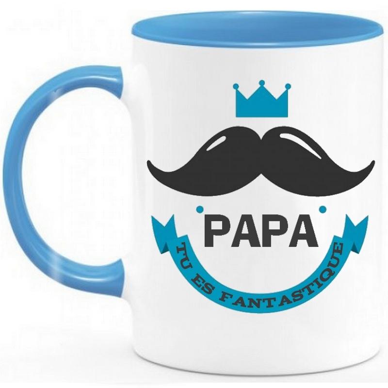 Mug original pour papa - Em création
