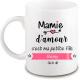 Mug Mamie personnalisé