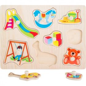 Puzzle à poser - Jouet pour enfant - Em création