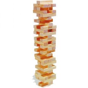 La tour bancale - jeux en bois - Em création - Em création