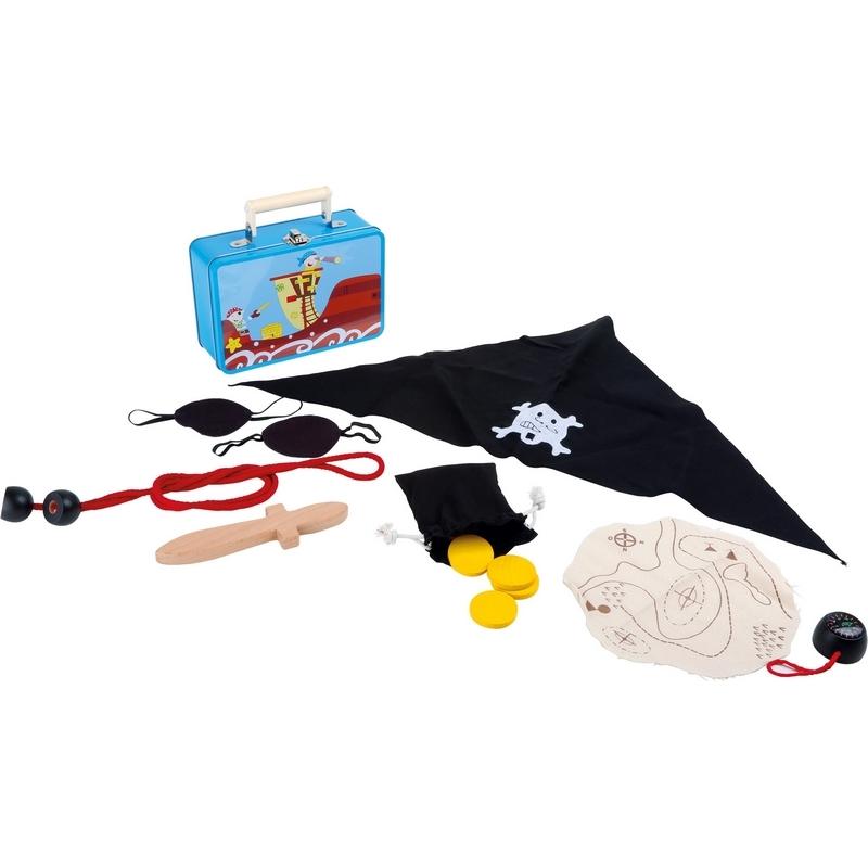 Costume de pirate - Accessoire pirate enfant