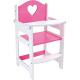 Chaise haute pour poupée