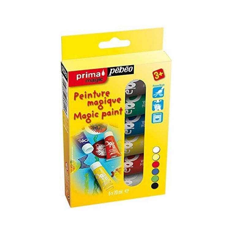 Kit découverte Prima Magic 6 tubes 20 ml - Em création
