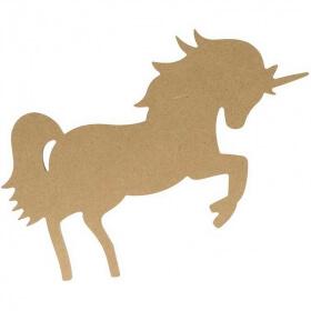 Licorne à décorer - artemio - Em création