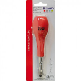 Perforatrice 3 pointes - Perforatrice Craft Punch avec 3 pointes - Artemio - Em création