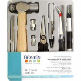 Kit d'outils Loisirs créatifs - Artemio - Em création
