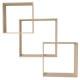 Etagères carrés