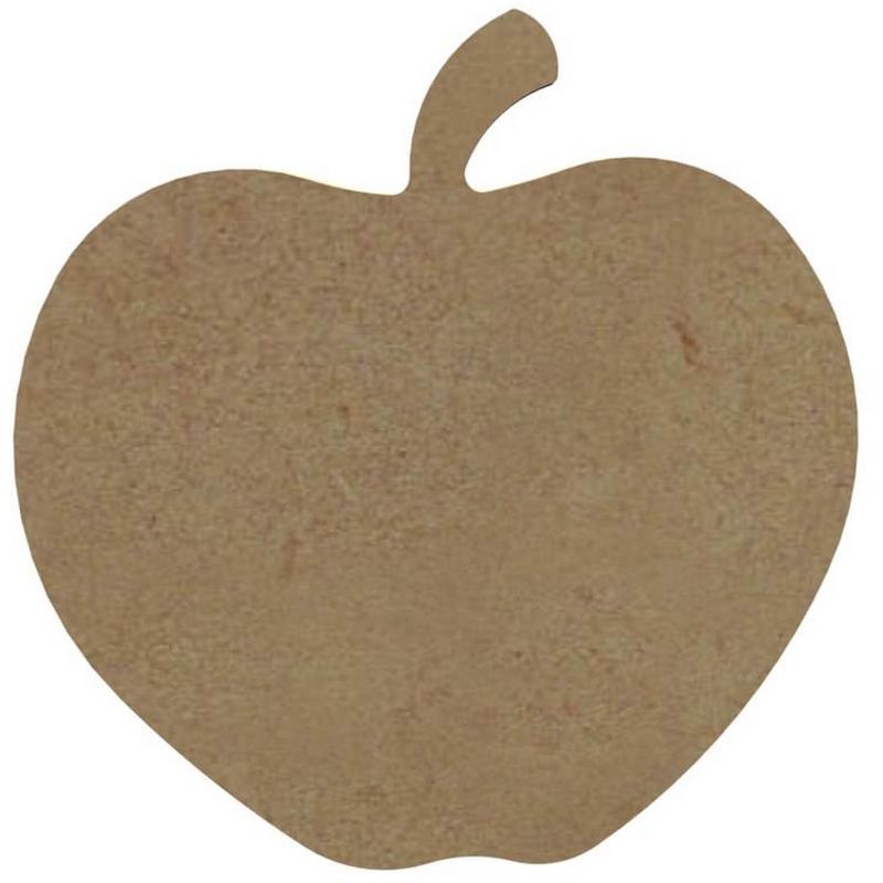 Pomme à décorer - Gomille