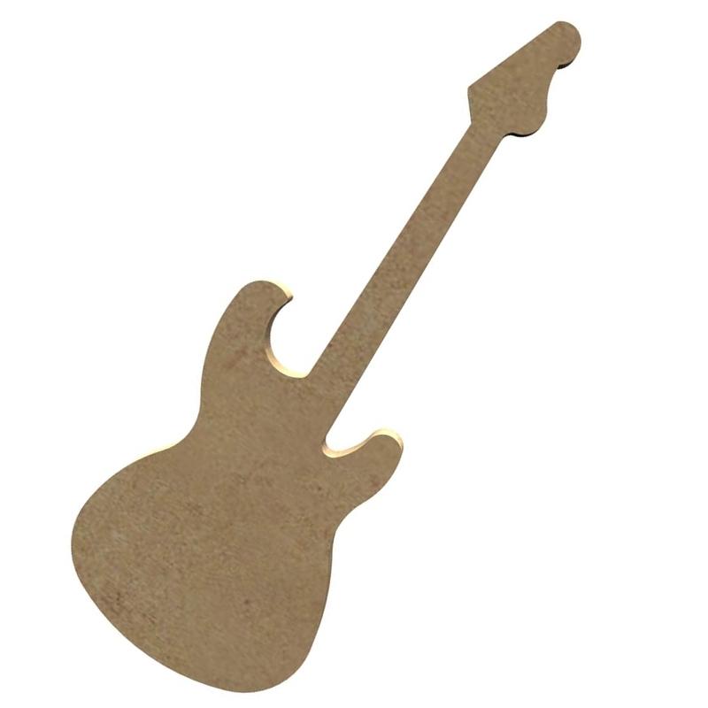 Guitare à décorer - Gomille