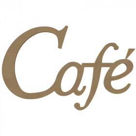 Café mot à décorer - Gomille - Em création