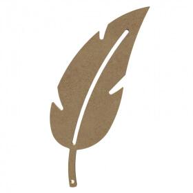 Plume à décorer - Gomille - Em création